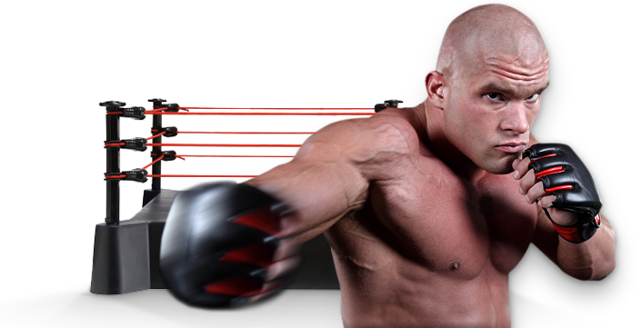 Free UFC Bar Fighter Image